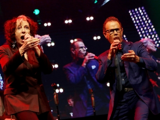 The Manhattan Transfer © Ivan Kelement